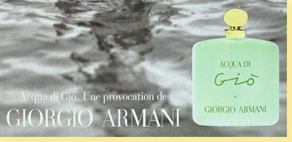 Acqua Di Gio Ella Armani