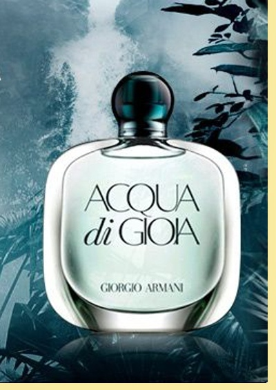 Acqua Di Gioia Eau De Parfum Armani