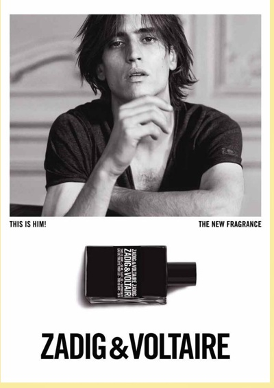 This Is Him! Zadig & Voltaire