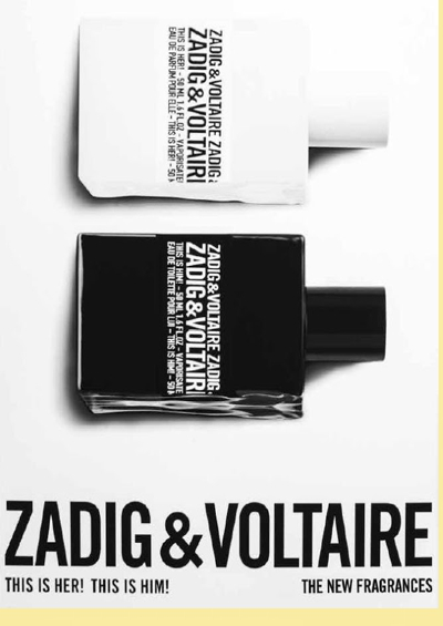 Zadig & Voltaire For Her For Him