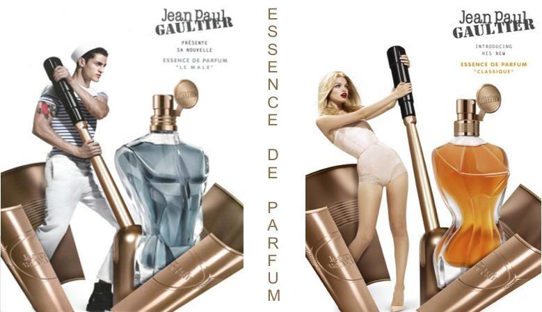 Jean Paul Gaultier Essence De Parfum