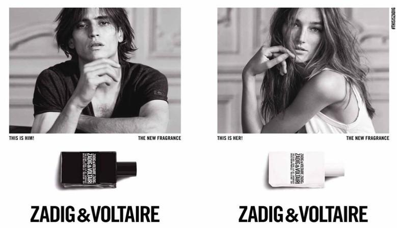 Nuevo perfume Zadig & Voltaire Him Her