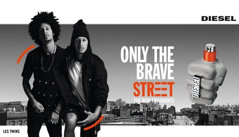 Nuevo perfume Diesel Only The Brave Street